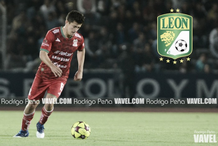 """Fernando Madrigal: """"Jugar en León sería un sueño"""""""