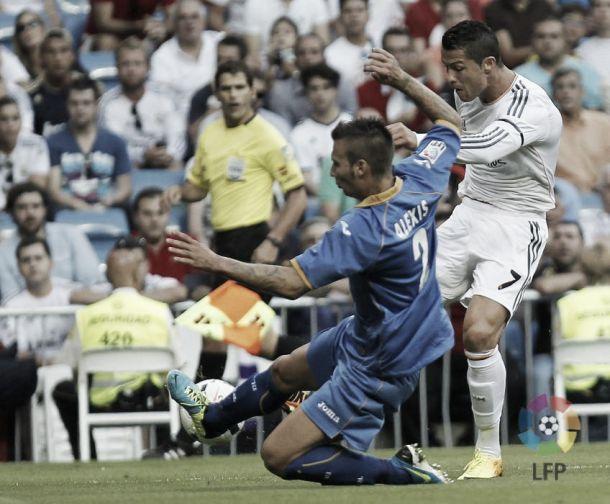 Fiesta de fin de curso en el Bernabéu