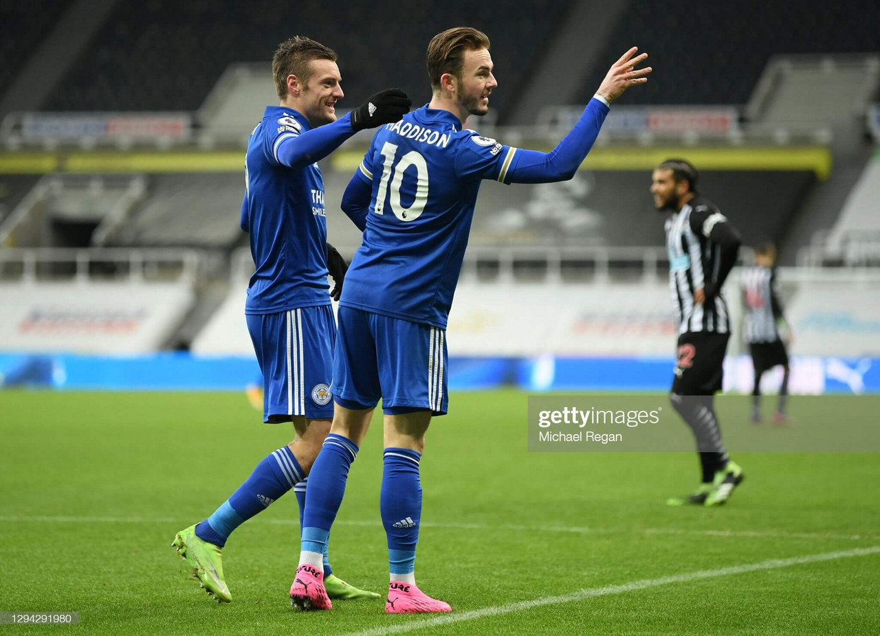 Newcastle United 1-2 Leicester City: Player Ratings