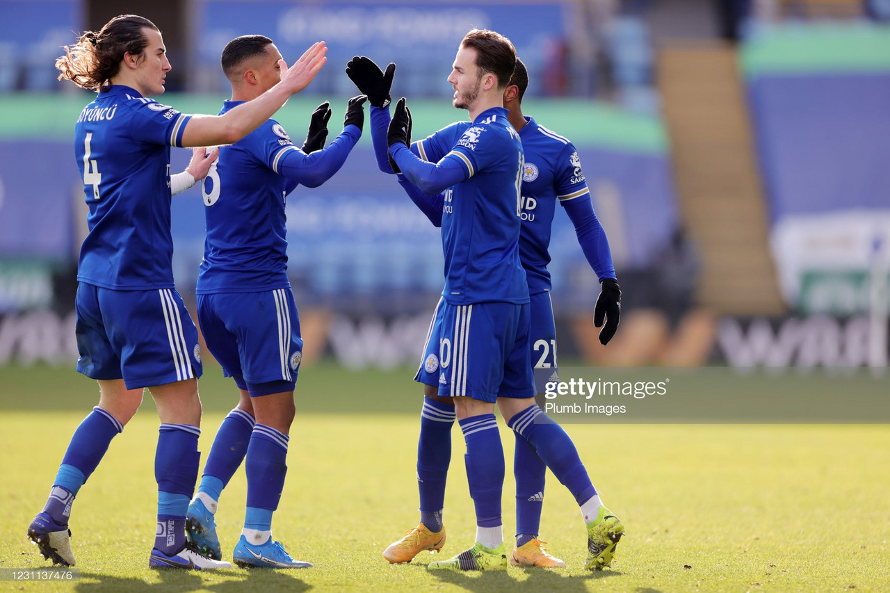 Leicester City 3-1 Liverpool: Foxes produce scintillating display to fightback against Reds