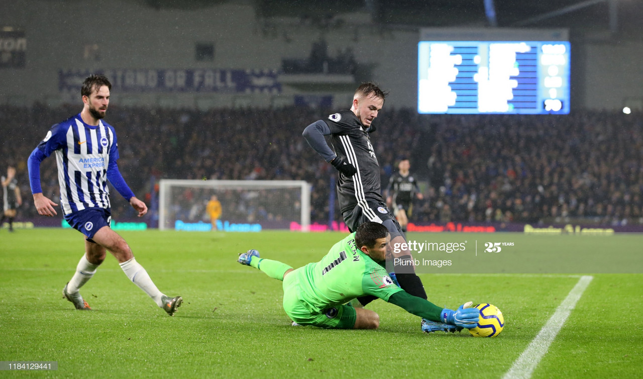 Leicester City vs Brighton and Hove Albion preview: Foxes look to consolidate top four spot