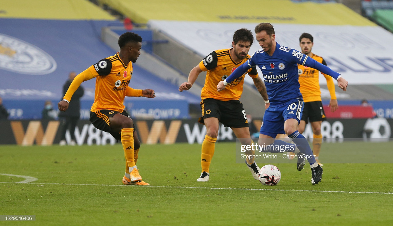 Wolverhampton Wanderers vs Leicester City: Predicted Line-Ups