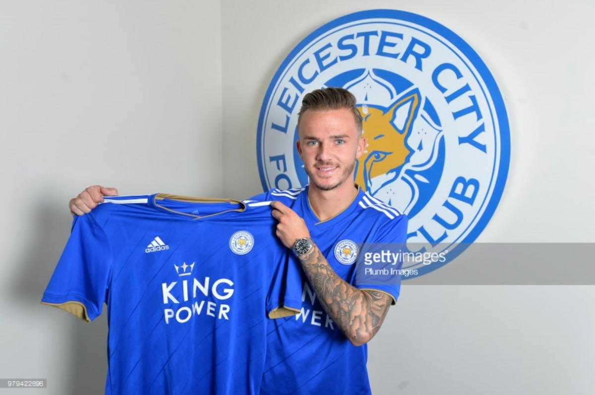 Leicester sign highly-rated Norwich midfielder James Maddison