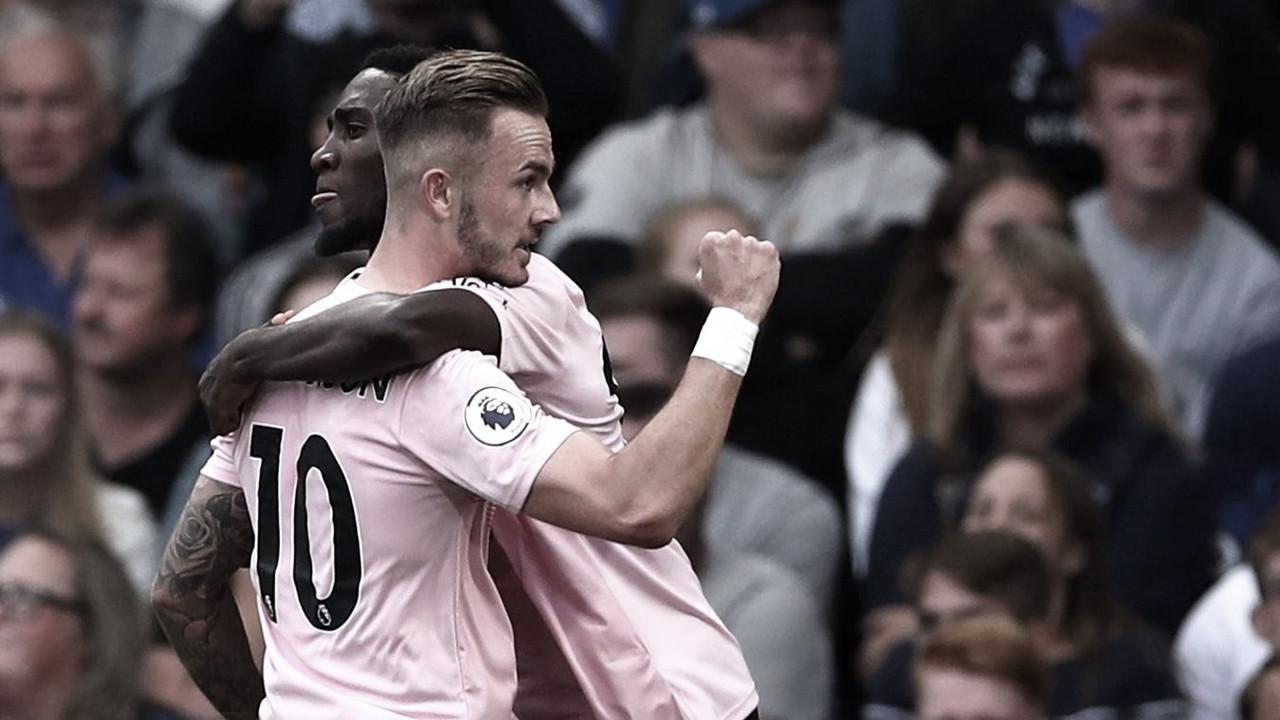 El Chelsea se deja sus primeros puntos en casa ante un combativo Leicester