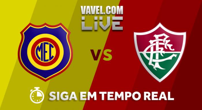 Resultado Madureira x Fluminense no Campeonato Carioca 2018 (1-2)