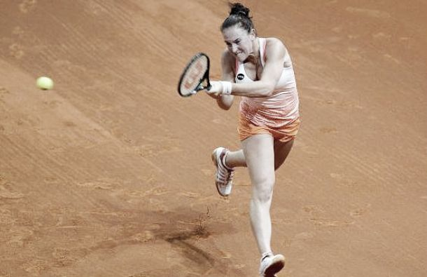 Brengle superó a García y le espera Kerber