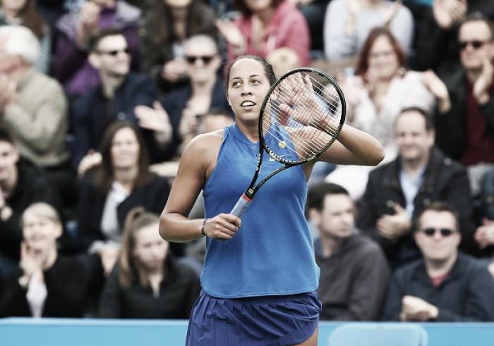 Madison Keys bate Strycova e conquista o WTA Premier de Birmingham