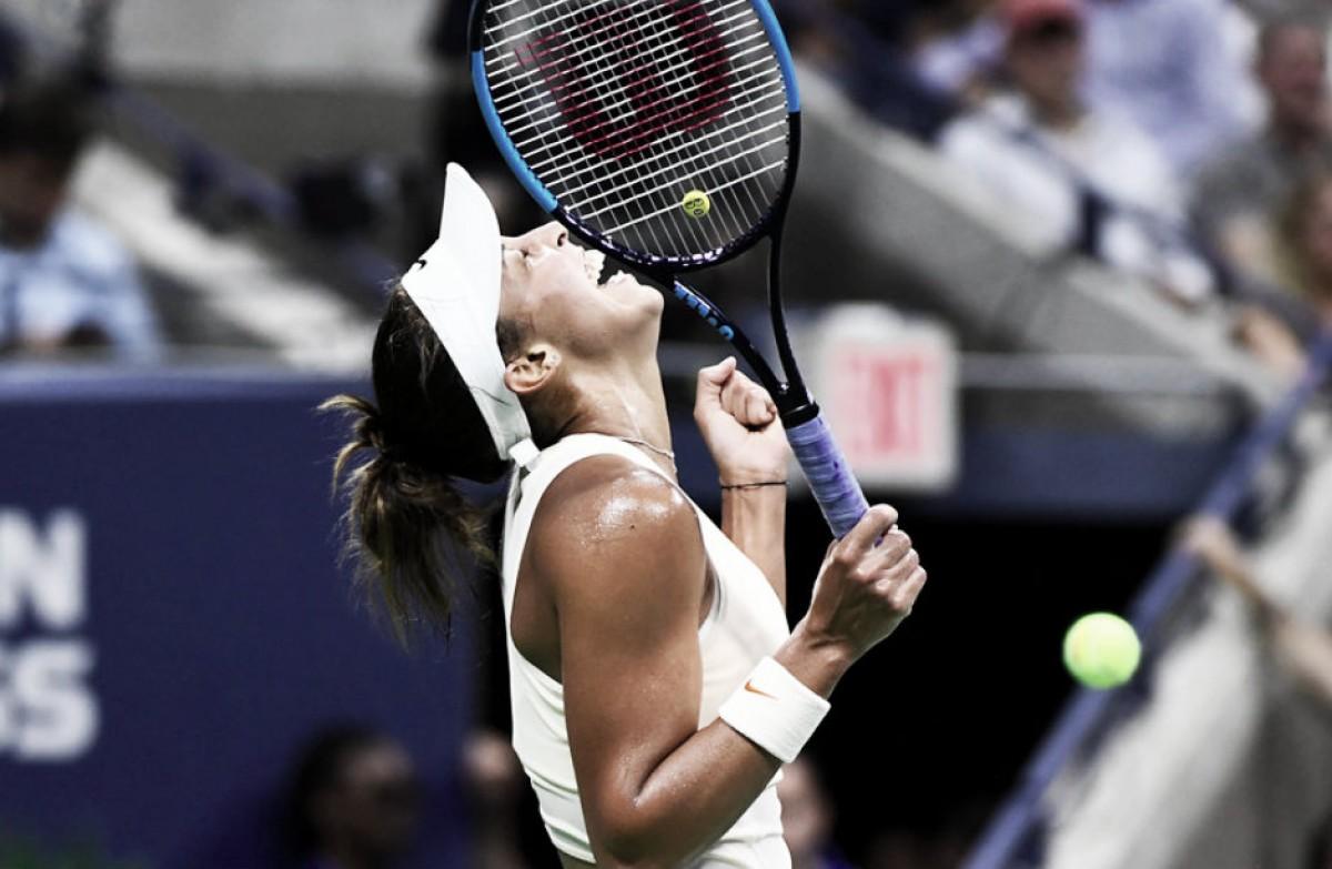 Madison Keys repite semifinales de local
