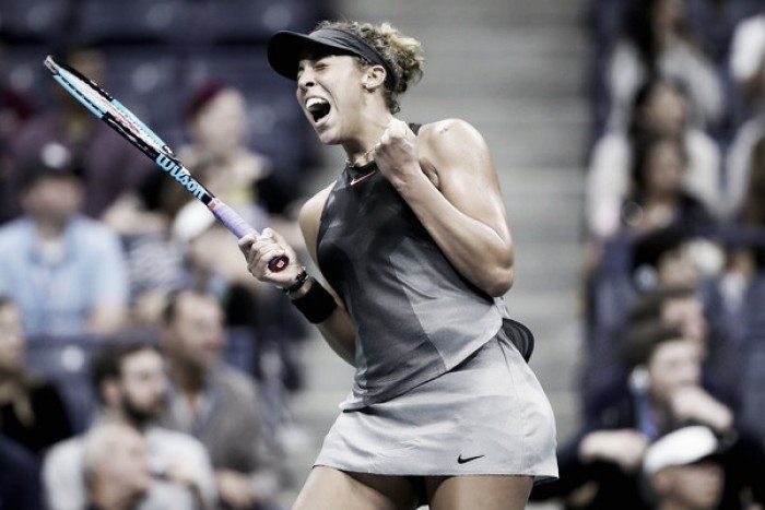 US Open: Madison Keys produces incredible comeback to defeat fifth seed Elina Svitolina