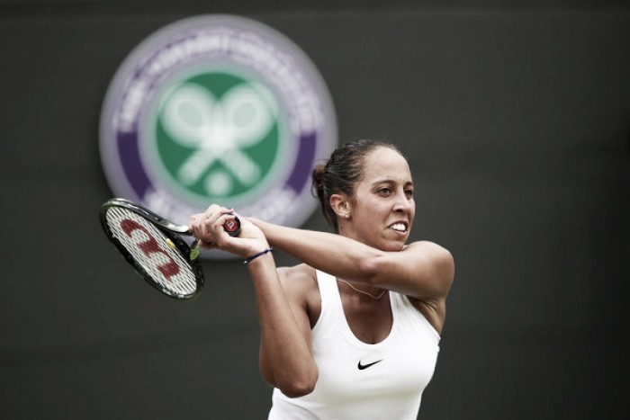 Wimbledon: Madison Keys excels in first match after wrist surgery