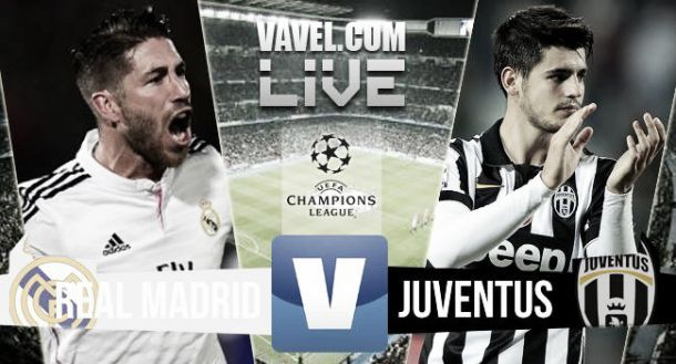 Risultato Real Madrid 1-1 Juventus in semifinali di Champions League 2015