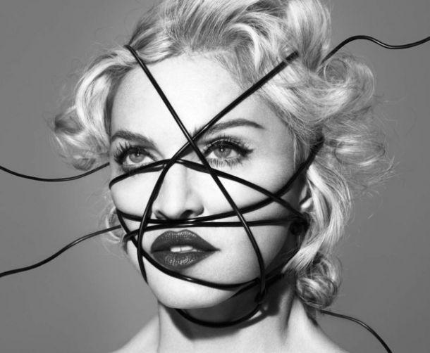 """Madonna révèle six chansons sorties de son nouvel album """" Rebel Heart """""""