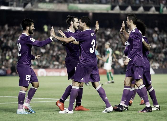 Zidane comemora boa atuação diante do Bétis mas prega regularidade do Real Madrid