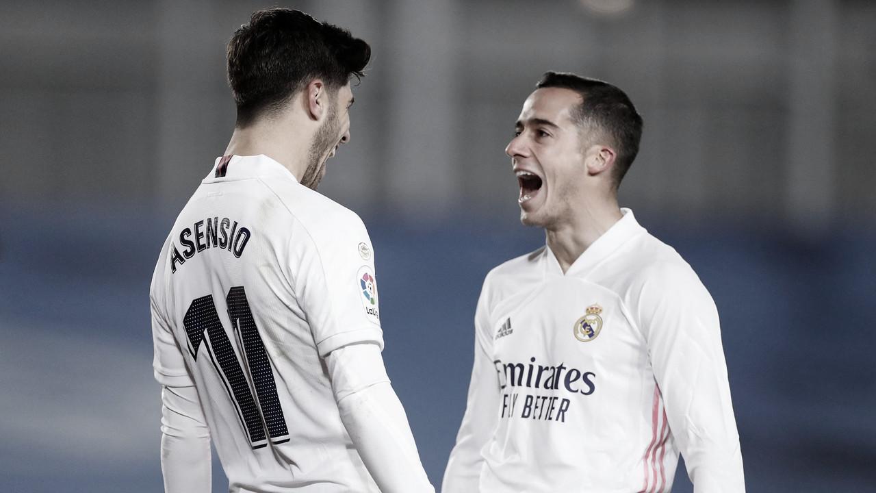 Real Madrid - Celta de Vigo: líderes de nuevo (2-0)