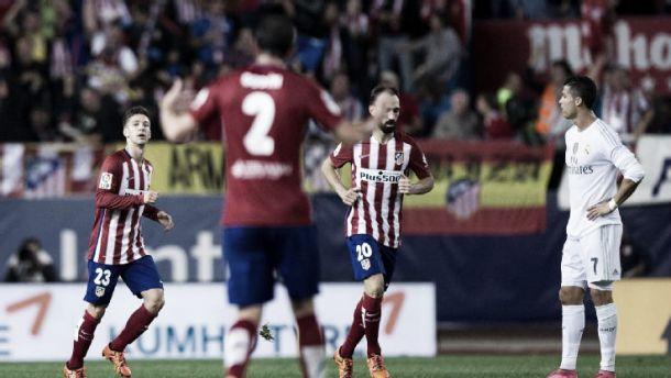 Empate no 'derby' madrileno: Real sorri, mas não soube ser Benfica