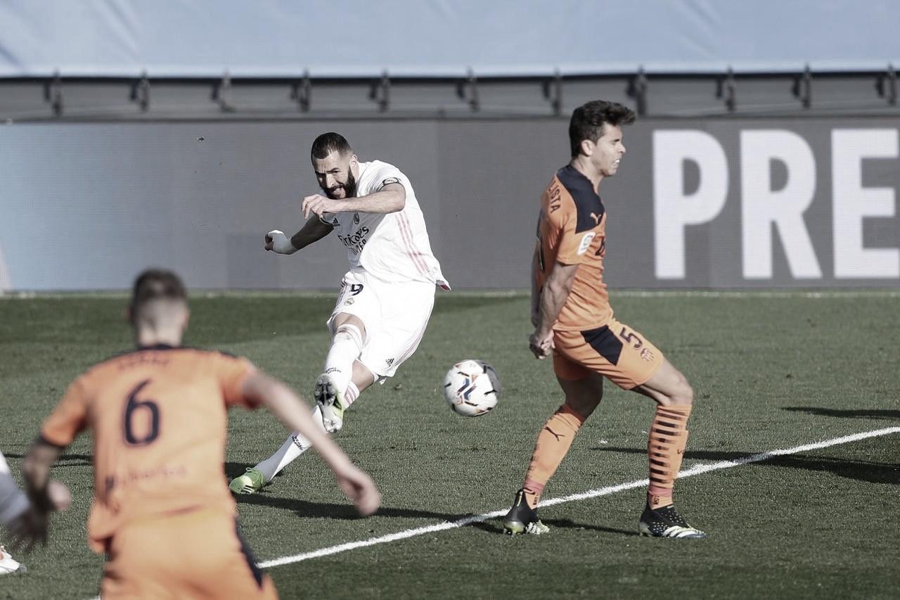 Real Madrid vence Valencia com tranquilidade na capital