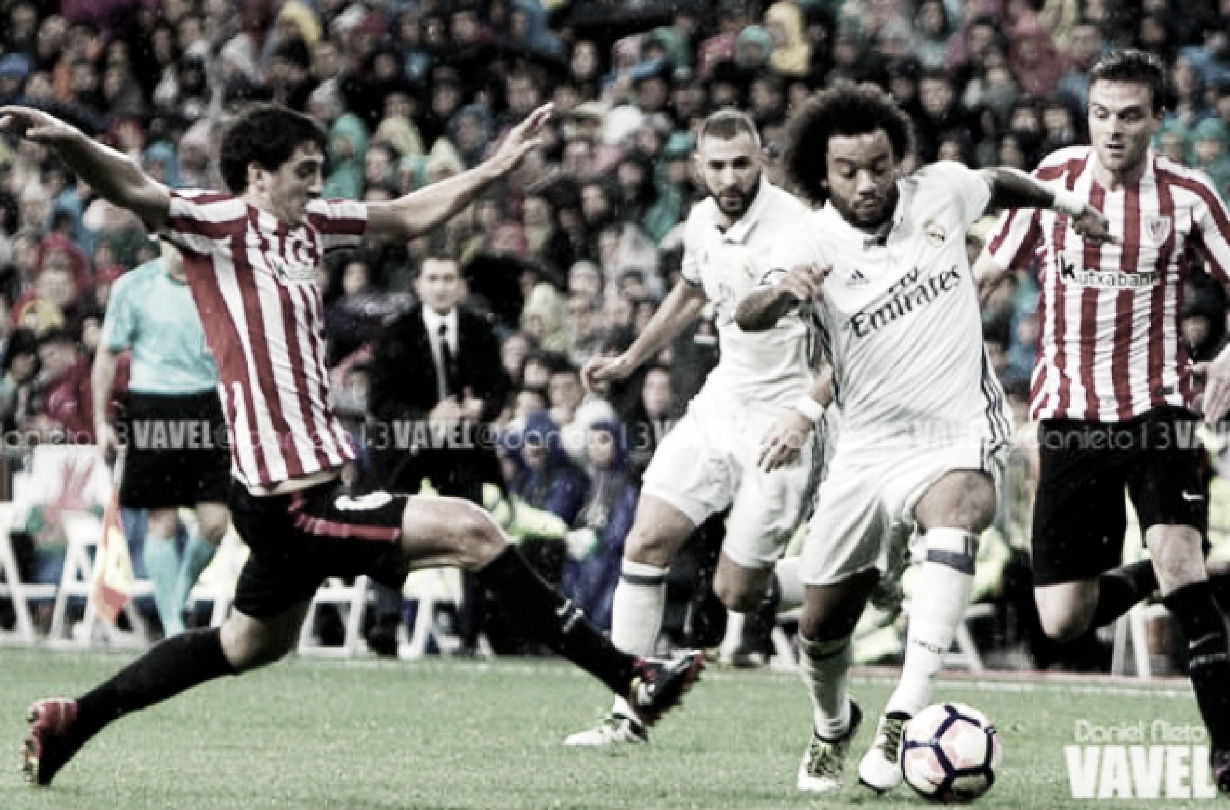 El Real Madrid y el nuevo San Mamés