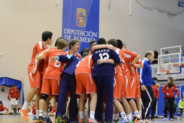Campeonato de España de Balonmano 2016. Infantil masculino. Cuartos de final