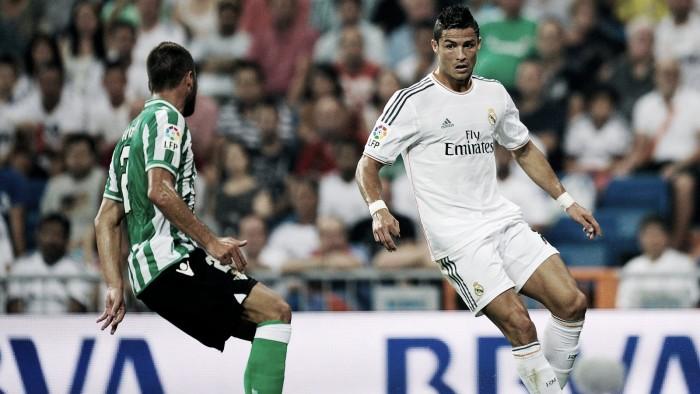 Real Betis-Real Madrid: duelo de necesidades