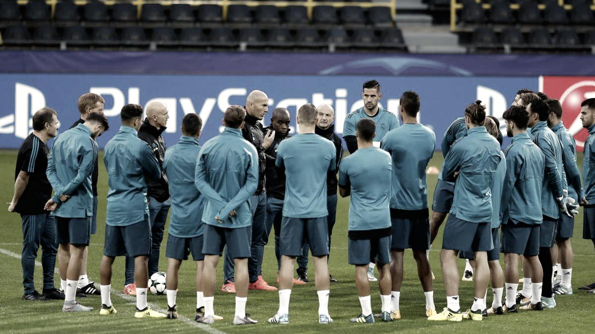 Juventus - Real Madrid: puntuaciones del Real Madrid, ida cuartos de final Champions League 2018