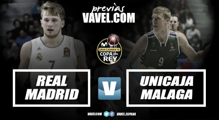 Previa Real Madrid-Unicaja: duelo de Euroliga en cuartos