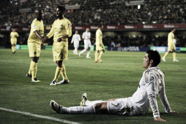 Resultado Villarreal - Real Madrid en la Liga BBVA 2014 (2-2)