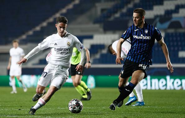 Real Madrid looking to finish strong vs Atalanta