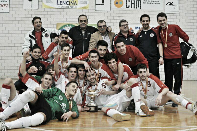 Madrid recupera el título de campeón de España de selecciones territoriales sub-19