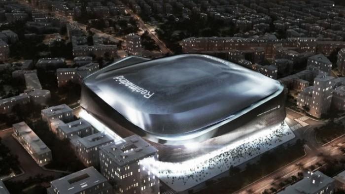 Real Madrid ganha aval da prefeitura para reforma do Santiago Bernabéu
