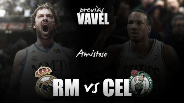 Real Madrid - Boston Celtics: una revancha con dientes largos