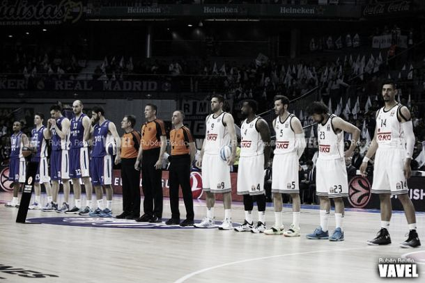 Resultado Anadolu Efes vs Real Madrid en la Euroliga 2015 (63-76)
