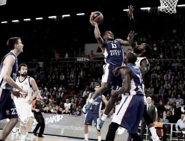 Real Madrid - Anadolu Efes: el liderato en juego con Draper en contra