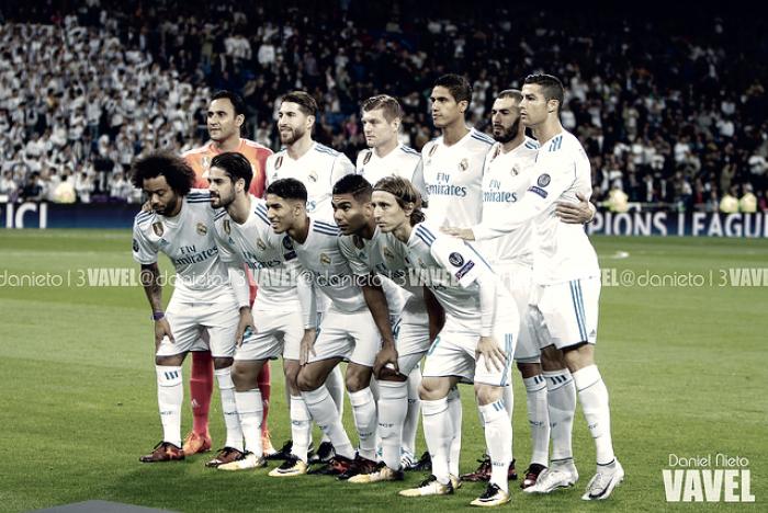 El mundial se vestirá de blanco