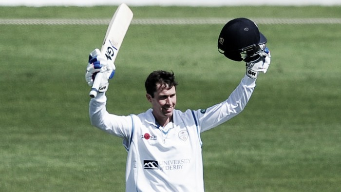 Gloucestershire - Derbyshire: Dent and Bancroft lead Gloucester fightback following Madsen's 150