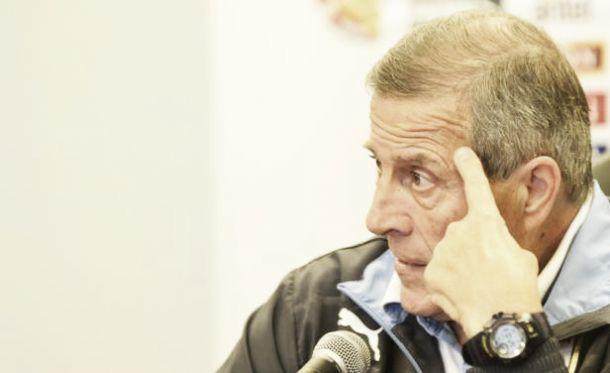 """Tabárez: """"Este público que viene a ver a la Selección siempre sorprende"""""""