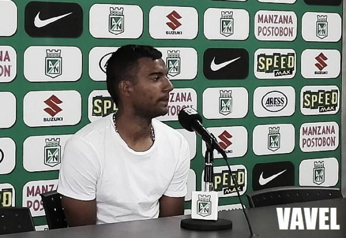"""Christian Mafla: """"Medellín tiene buenos jugadores aligual que nosotros"""""""