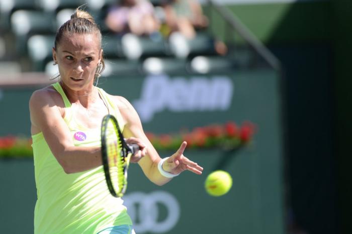 WTA Indian Wells: Magdalena Rybarikova Defeats Belinda Bencic In Three Sets