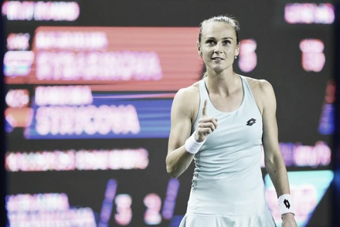 WTA Moscow: Magdalena Rybarikova shocks Maria Sharapova in thriller