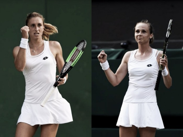 Wimbledon Fourth Round Preview: Magdalena Rybarikova vs Petra Martic