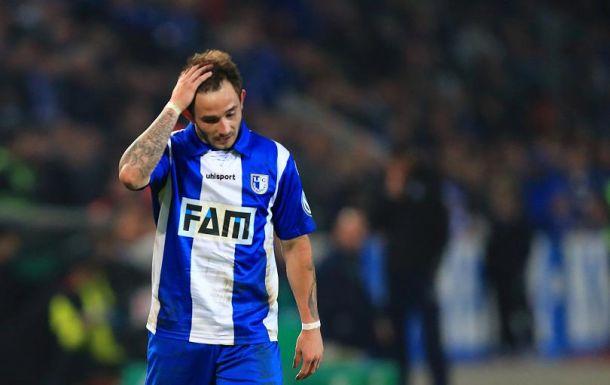 Magdeburg (4)2-2(5) Bayer Leverkusen: Leno steps up for Leverkusen to break Magdeburg hearts