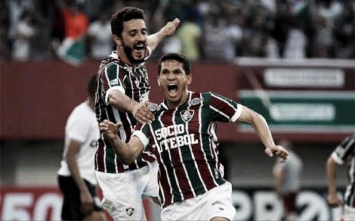 """Melhor em campo, Magno Alves enaltece time do Fluminense: """"Soube fazer seu papel"""""""