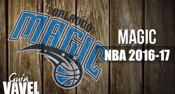 Guía VAVEL NBA 2016/17: Orlando Magic