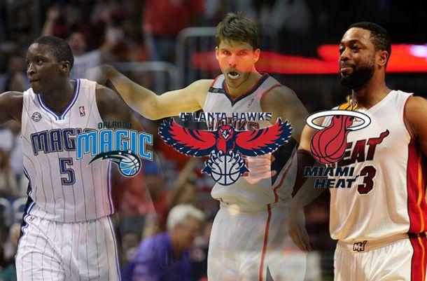 NBA preview, ep.3: Miami Heat, Orlando Magic e Atlanta Hawks