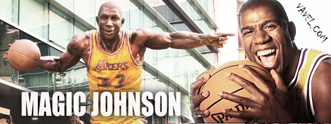 Magic Johnson, el Houdini del basket