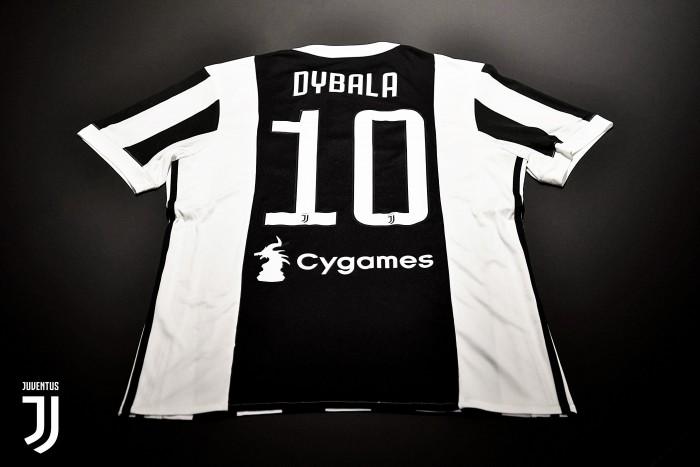 Paulo Dybala herda histórica camisa 10 da Juventus