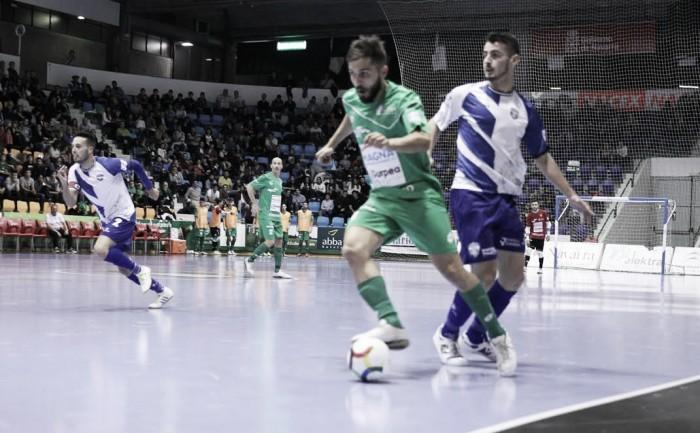 Victorias contundentes de Palma Futsal y Magna Gurpea