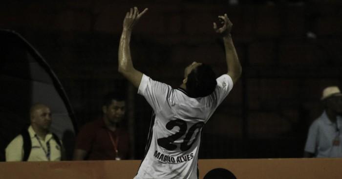 Com problema de pontaria, Magno Alves pode ser solução no ataque tricolor