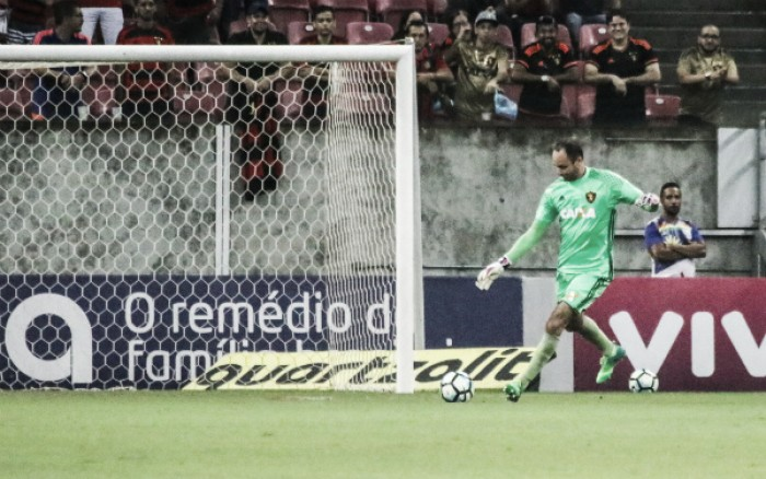 Por lesão contra Chapecoense, Magrão e Osvaldo desfalcam Sport diante do Botafogo