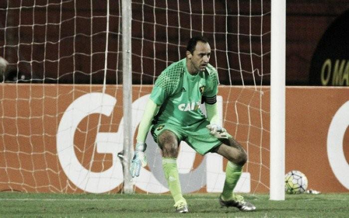 Magrão admite futebol aquém do esperado, mas mantém confiança em título
