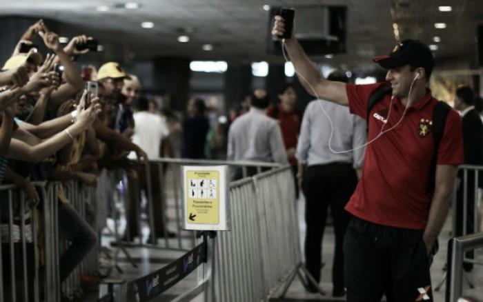 Magrão volta após lesão muscular e reforça Sport em jogo decisivo contra Arsenal-ARG